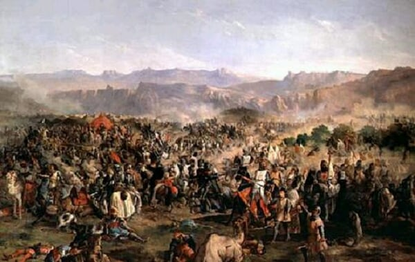 The Battle of Las Navas de Tolosa- 1212 - History Forum ~ All Empires